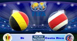 Soi kèo World Cup Bỉ vs Costa Rica