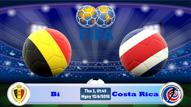 Soi kèo World Cup Bỉ vs Costa Rica