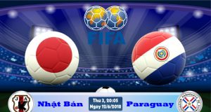 Soi kèo World Cup Nhật Bản vs Paraguay
