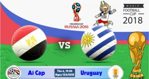 Soi kèo World Cup Ai Cập vs Uruguay