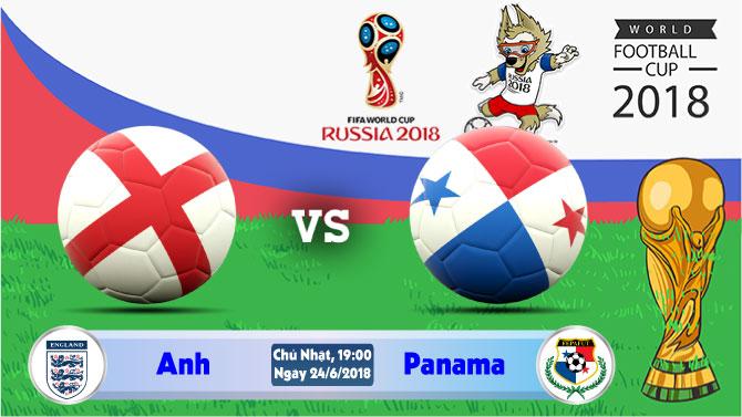 Soi kèo World Cup Anh vs Panama 19h00, ngày 24/6: Bước tiếp từ sớm