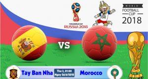 Soi kèo World Cup Tây Ban Nha vs Morocco 01h00, ngày 26/6: Thủ tục về nước