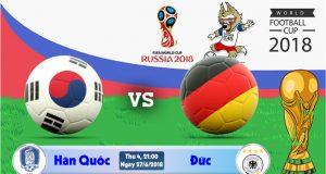 Soi kèo World Cup Hàn Quốc vs Đức 21h00, ngày 27/6: Cổ Xe Tăng Chật Vật