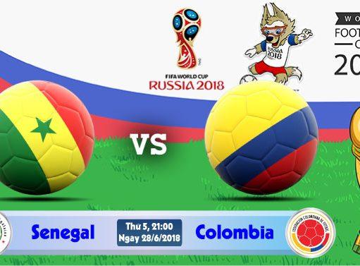 Soi kèo World Cup Senegal vs Colombia 21h00, ngày 28/6: Kẻ thắng bước tiếp