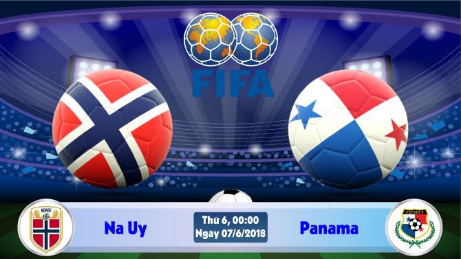 Soi kèo bóng đá Na Uy vs Panama 00h00, ngày 7/6 Giao Hữu Quốc Tế 2018