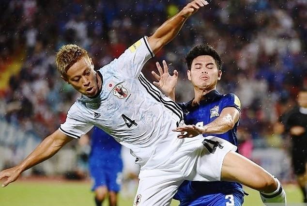 Nhận định, soi kèo Nhật Bản vs Paraguay