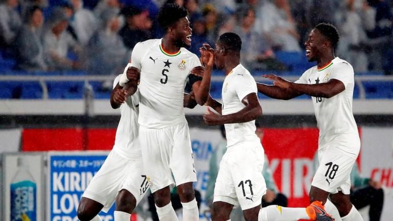 Nhận định, soi kèo Iceland vs Ghana